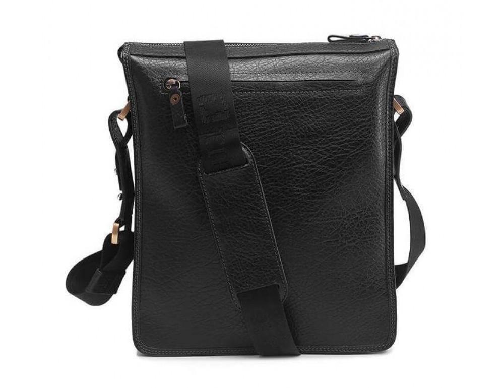 Чоловіча сумка-месенджер Tifenis Tf69978-2A чорна - Фотографія № 3