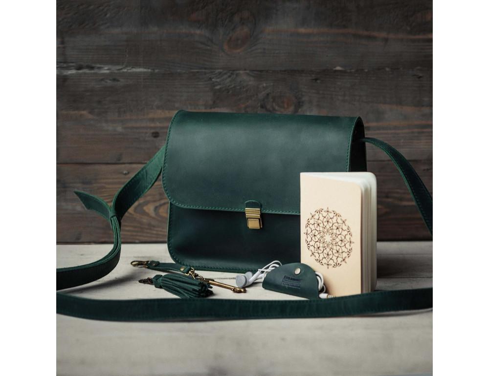 Жіноча сумка через плече Blanknote bn-bag-9-iz