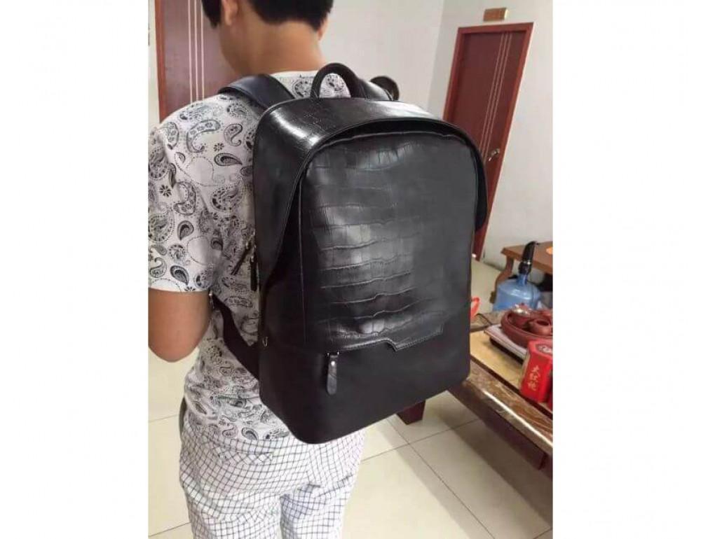 Шкіряний рюкзак TIDING BAG B3-019A - Фотографія № 2