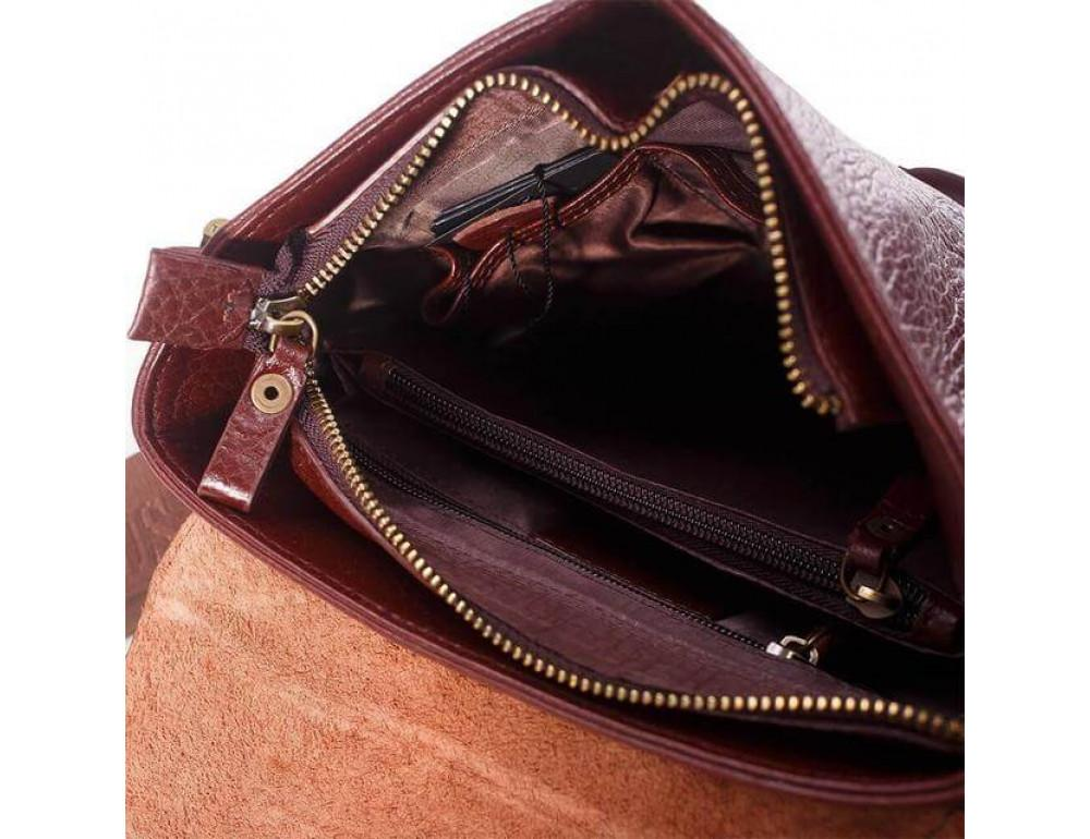 Мужская сумка через плечо Tifenis Tf69953-1C - Фото № 5