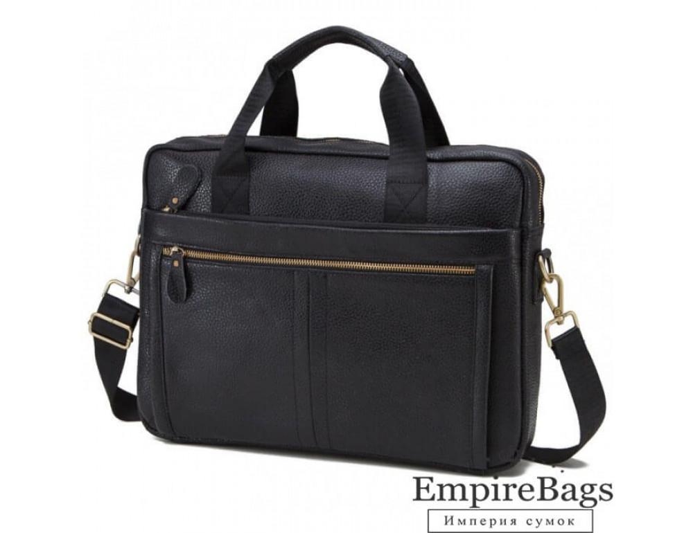 Мужская кожаная сумка под MacBook Bexhill BX1279A - Фото № 1