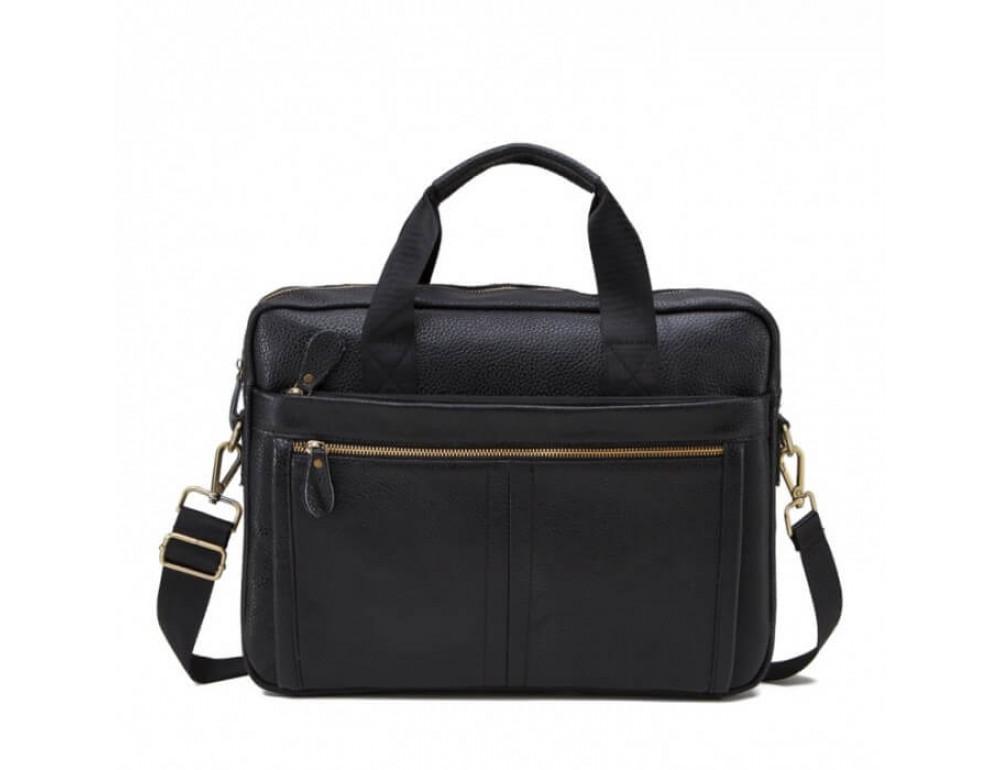 Мужская кожаная сумка под MacBook Bexhill BX1279A - Фото № 2