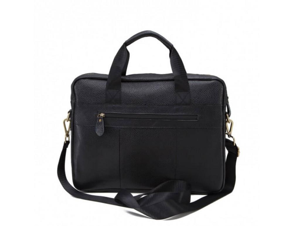 Мужская кожаная сумка под MacBook Bexhill BX1279A - Фото № 3