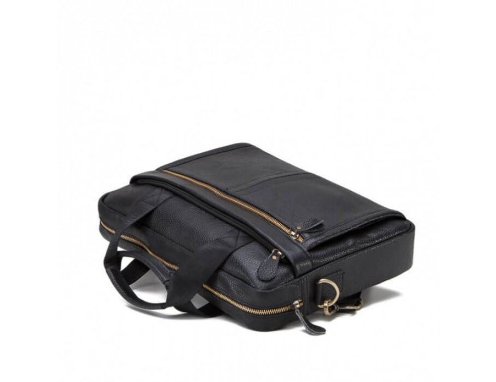 Мужская кожаная сумка под MacBook Bexhill BX1279A - Фото № 4