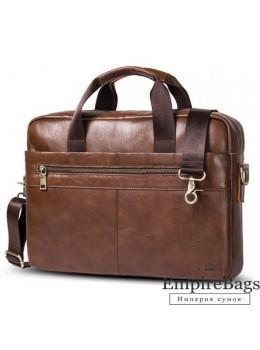 Мужская кожаная сумка под MacBook Bexhill BX1279C