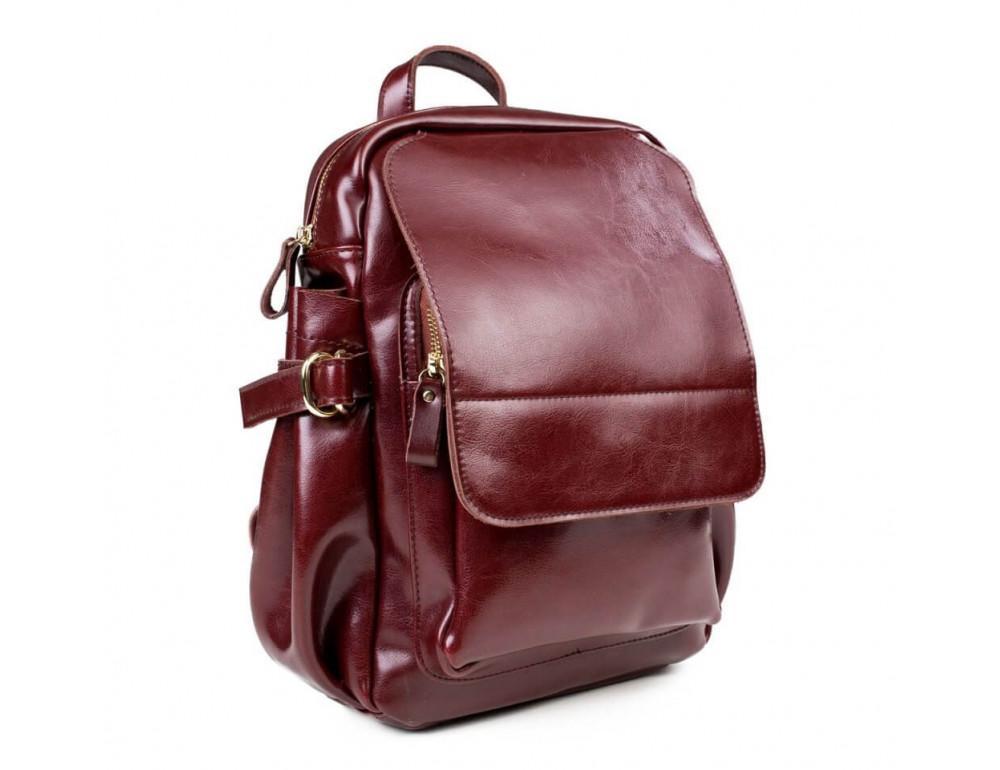 Жіночий шкіряний рюкзак Grays GR-8128CH