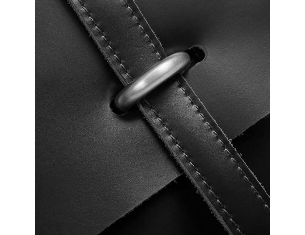 Мужской кожаный портфель TIDING BAG 7082A - Фото № 8