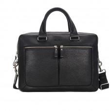 Мужской кожаный портфель Issa Hara B23-11-00