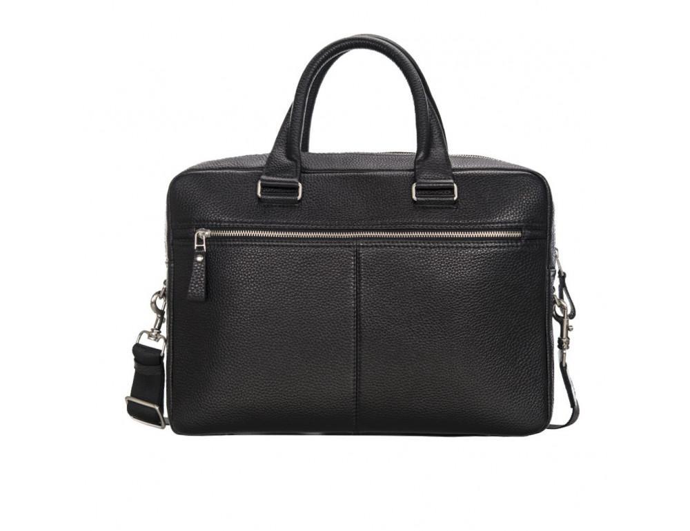 Чоловічий шкіряний портфель Issa Hara B23-11-00 - Фотографія № 4