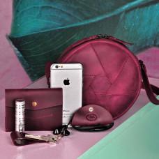 Жіноча сумка Бон-бон Blanknote bn-bag-11-vin
