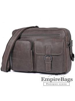 Мужская кожаная сумка-мессенджер TIDING BAG 1017B