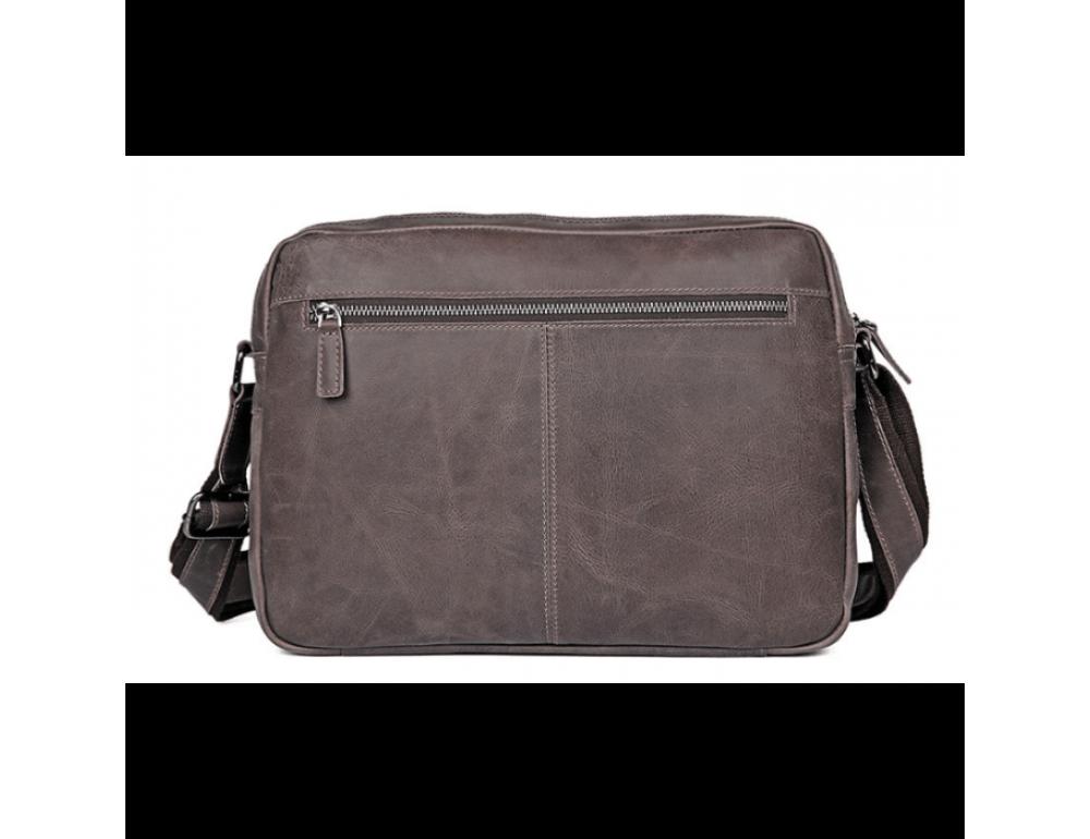 Мужская кожаная сумка-мессенджер TIDING BAG 1017B - Фото № 4