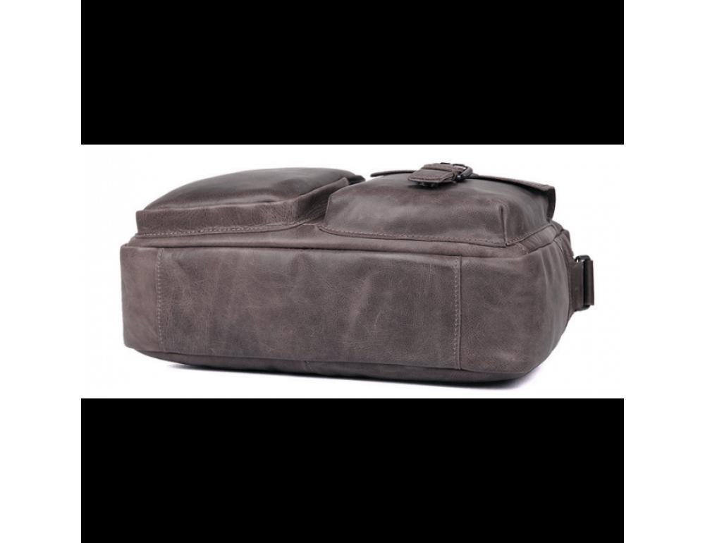 Мужская кожаная сумка-мессенджер TIDING BAG 1017B - Фото № 5