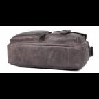 Мужская кожаная сумка-мессенджер TIDING BAG 1017B - Фото № 104