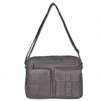 Мужская кожаная сумка-мессенджер TIDING BAG 1017B - Фото № 105