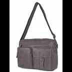 Мужская кожаная сумка-мессенджер TIDING BAG 1017B - Фото № 106