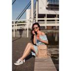 Городской кожаный рюкзак Blancnote BN-BAG-13-crem-brule - Фото № 105