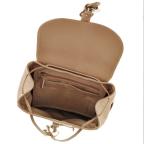Городской кожаный рюкзак Blancnote BN-BAG-13-crem-brule - Фото № 104