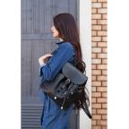 Городской кожаный рюкзак Blanknote BN-BAG-13-onyx - Фото № 101