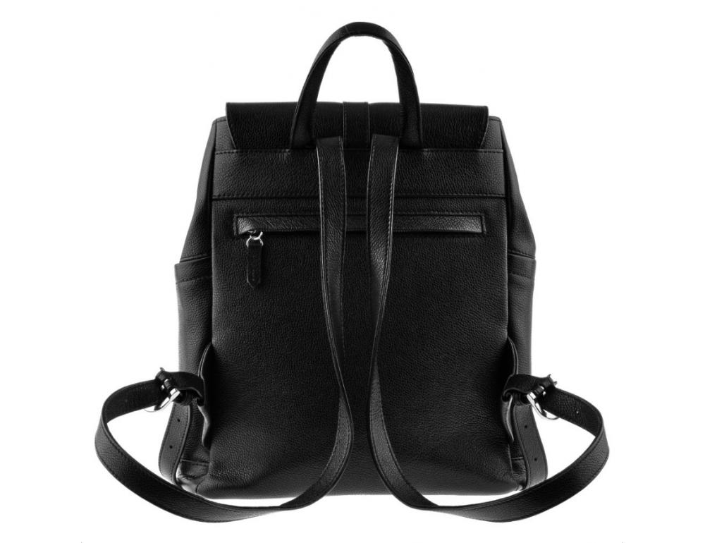 Городской кожаный рюкзак Blanknote BN-BAG-13-onyx - Фото № 7