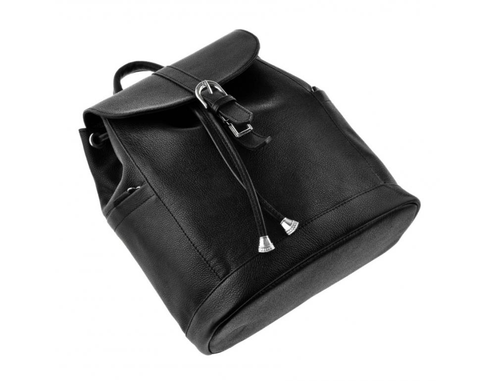 Городской кожаный рюкзак Blanknote BN-BAG-13-onyx - Фото № 8