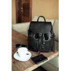 Городской кожаный рюкзак Blanknote BN-BAG-13-onyx - Фото № 102