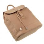 Городской кожаный рюкзак Blancnote BN-BAG-13-crem-brule - Фото № 102