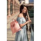 Міський шкіряний рюкзак Blancnote BN-BAG-13-barbie - Фотографія № 101