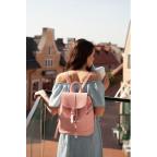 Міський шкіряний рюкзак Blancnote BN-BAG-13-barbie - Фотографія № 103