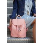 Міський шкіряний рюкзак Blancnote BN-BAG-13-barbie - Фотографія № 104