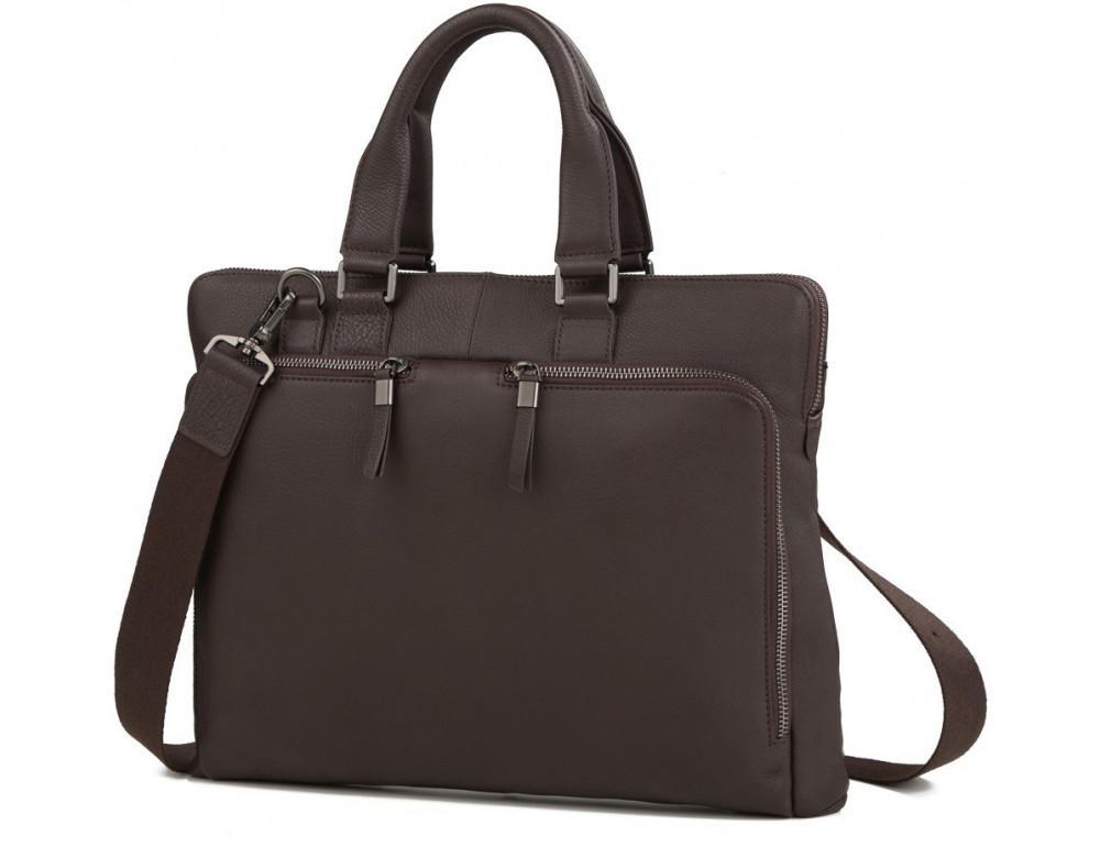 Шкіряна сумка TIDING BAG M47-21557-2С