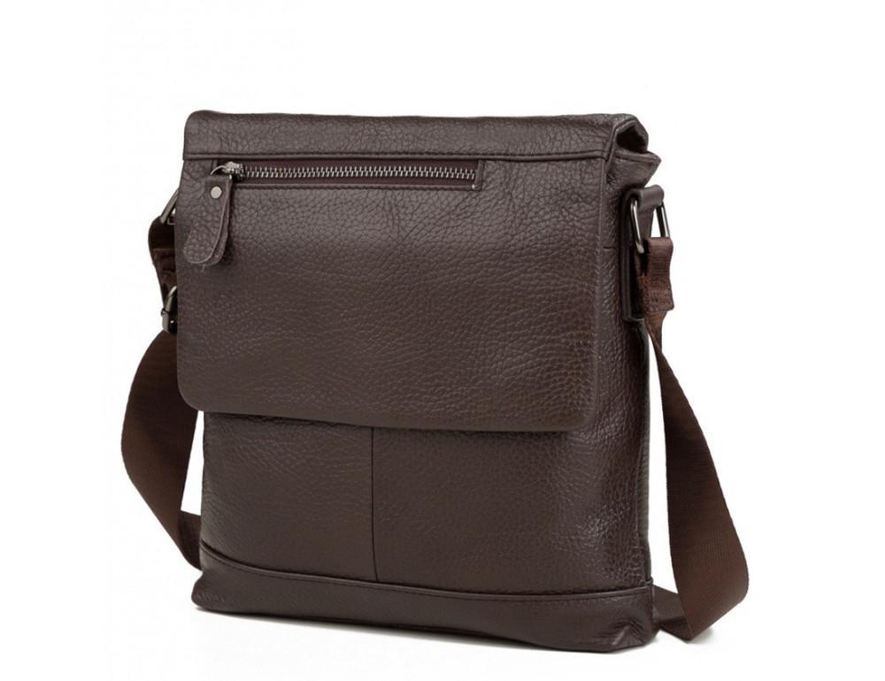 Кожаная сумка через плечо TIDING BAG M38-8146C