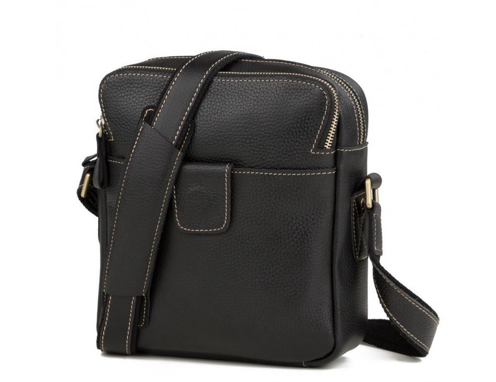 Кожаная сумка через плечо TIDING BAG M47-2779A