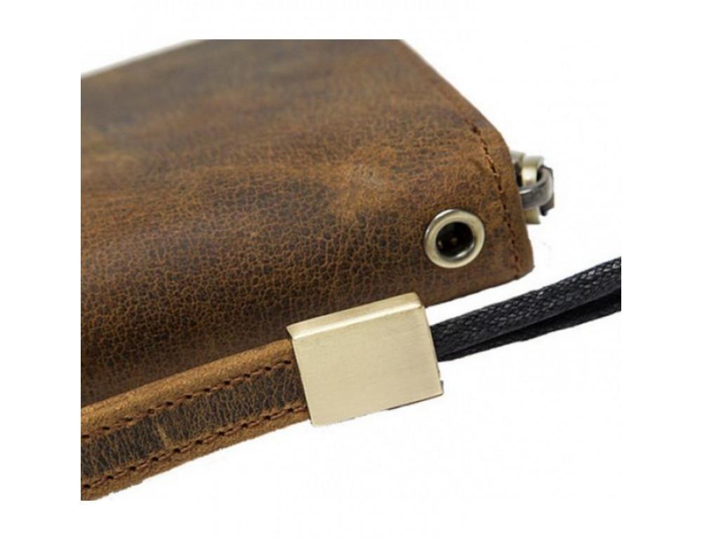 Мужской кожаный клатч bexhill BX8801R - Фото № 8