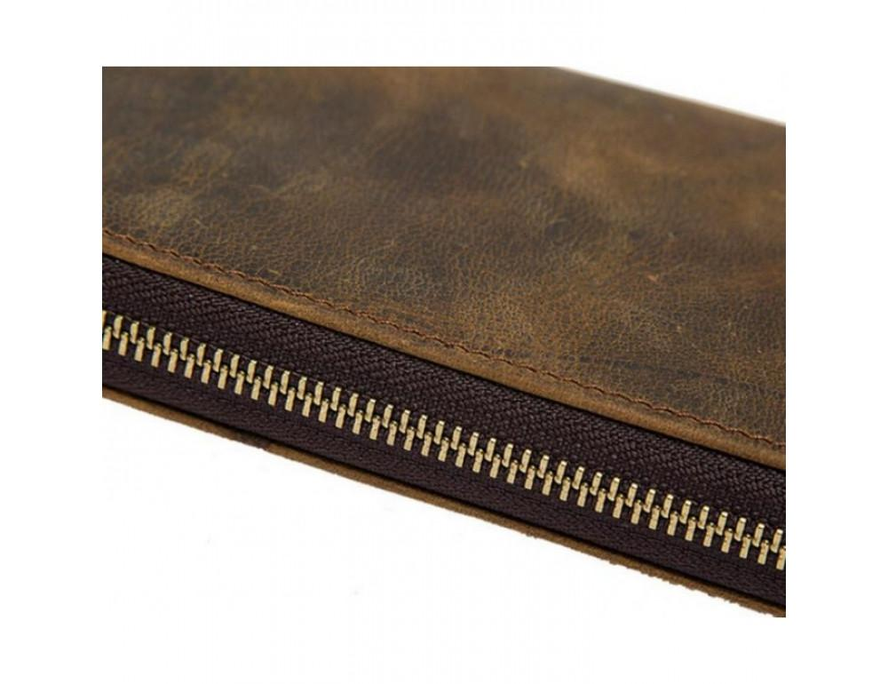 Мужской кожаный клатч bexhill BX8801R - Фото № 9