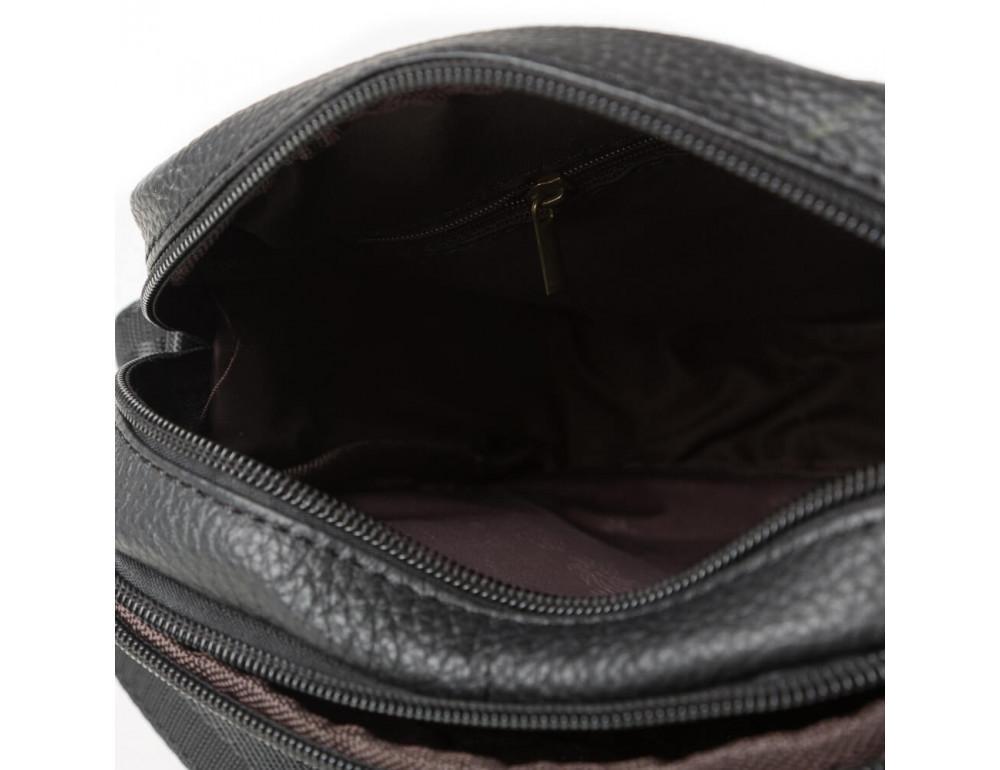 Мужская кожаная сумка планшет TIDING BAG M38-1025A - Фото № 6