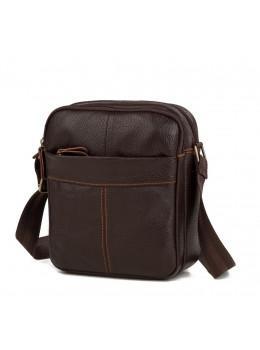 Мужская кожаная сумка планшет TIDING BAG M38-1025C