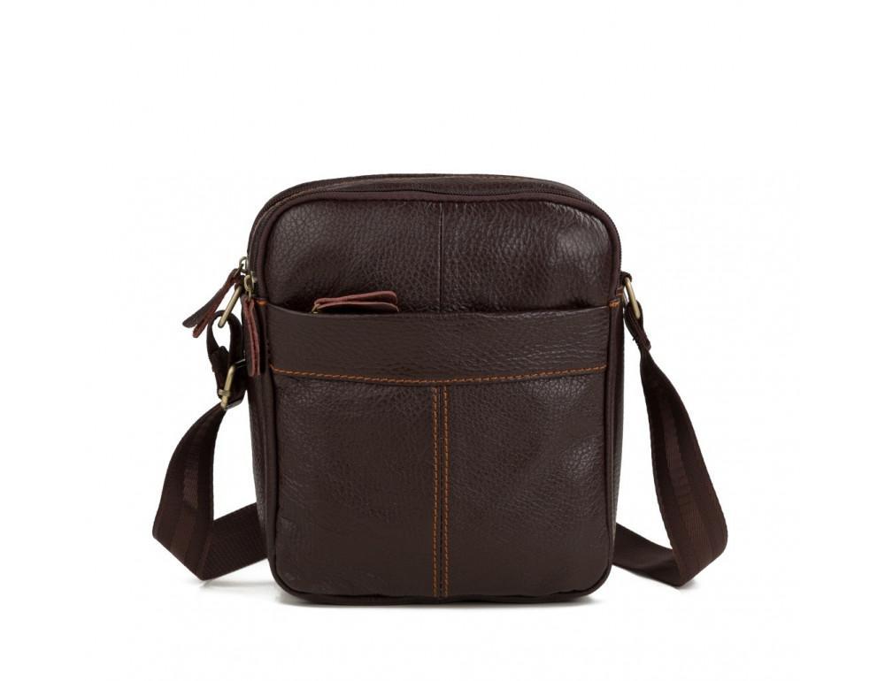 Чоловіча шкіряна сумка планшет TIDING BAG M38-1025C - Фотографія № 6
