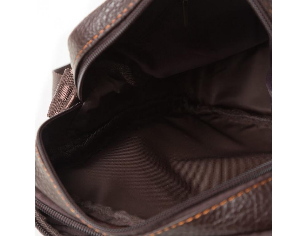 Чоловіча шкіряна сумка планшет TIDING BAG M38-1025C - Фотографія № 3