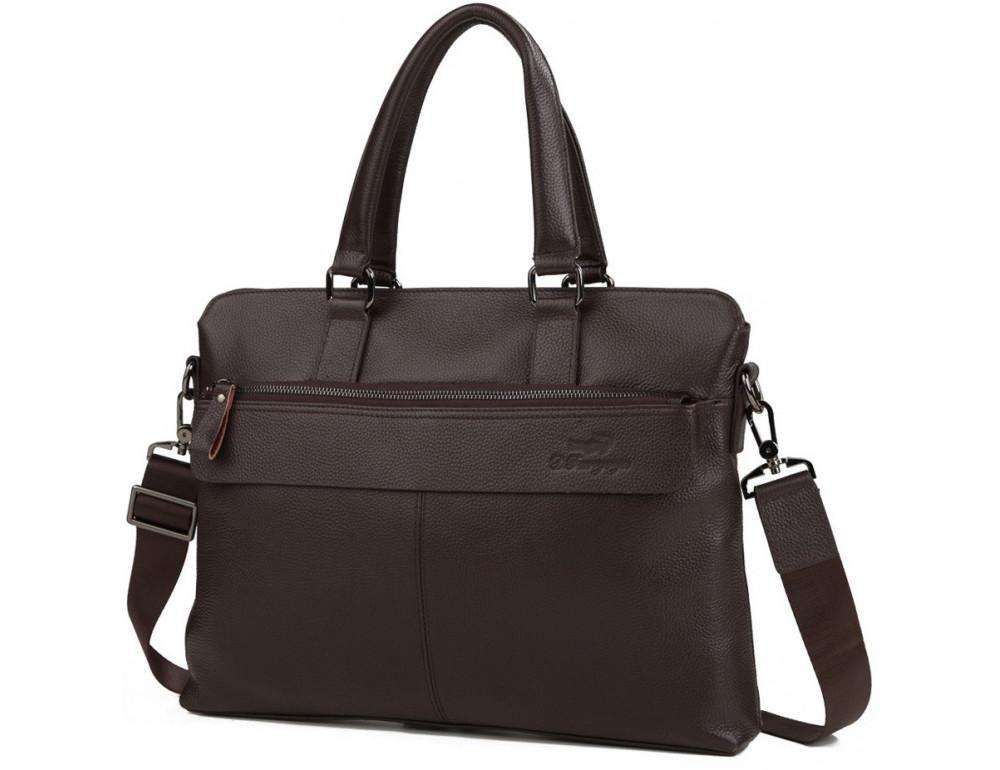 Кожаная сумка TIDING BAG M38-6901-3С