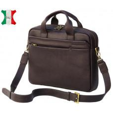 Мужская кожаная сумка Black Diamond BD25С коричневая