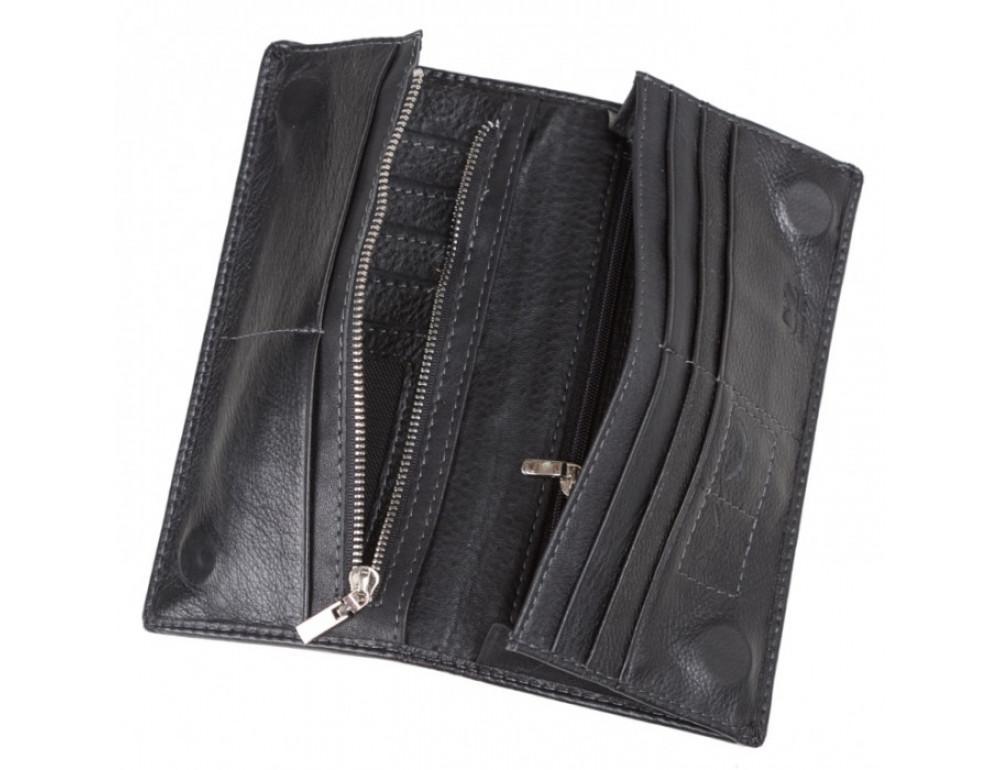 Мужской кожаный клатч Horton Collection TR5M-8873 - Фото № 2
