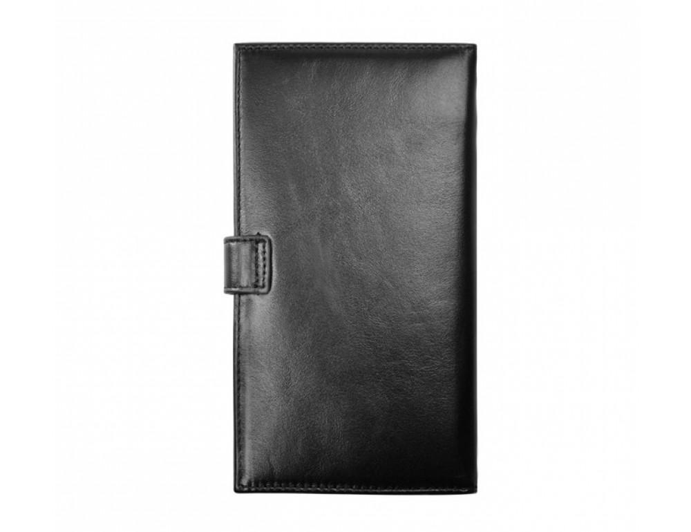 Мужской кожаный портмоне Issa Hara WB2-1 - Фото № 3