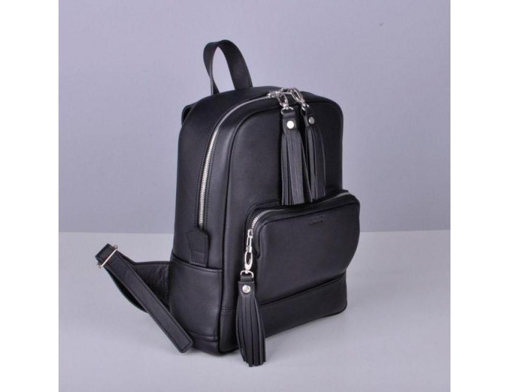 Женский кожаный рюкзак Jizuz COP322511B - Фото № 3
