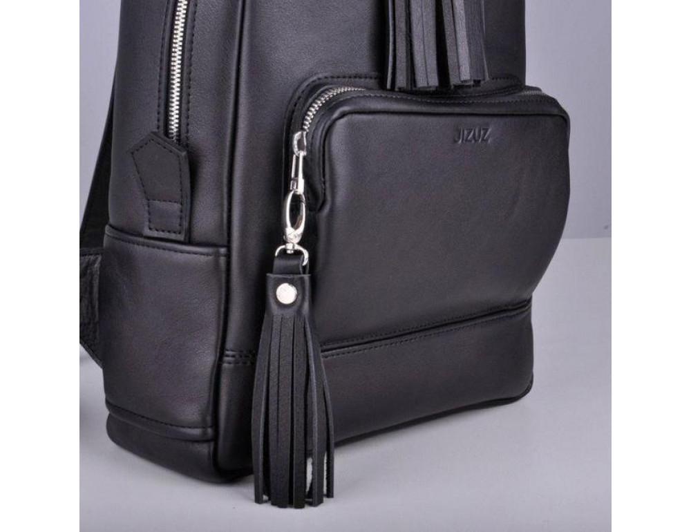 Женский кожаный рюкзак Jizuz COP322511B - Фото № 6