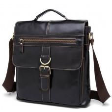 Шкіряна сумка через плече BEXHILL BX1292DB