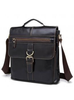 Кожаная сумка через плечо BEXHILL BX1292DB
