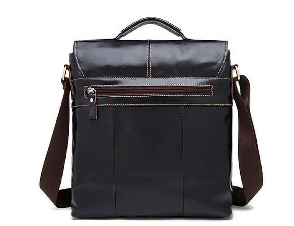 Кожаная сумка через плечо BEXHILL BX1292DB - Фото № 2