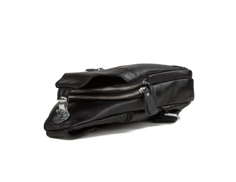 Мужская сумка через плечо Tiding Bag M38-8150A - Фото № 4