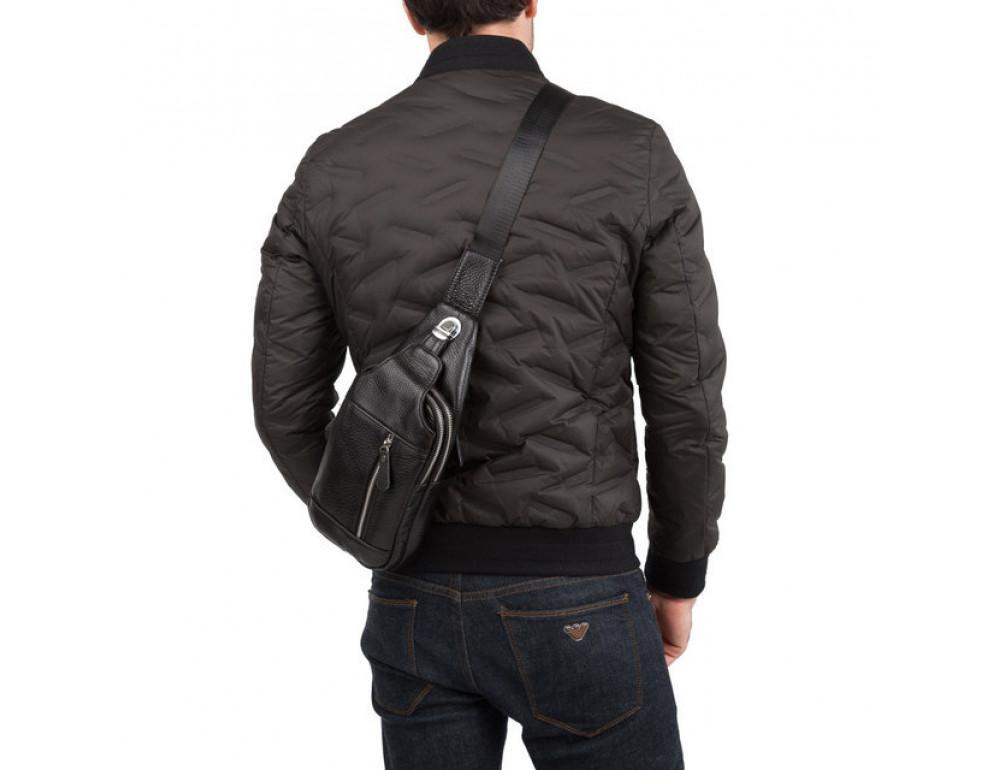 Мужская сумка через плечо Tiding Bag M38-8150A - Фото № 2